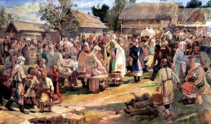 chuv svadba - Народный праздник чувашей фото