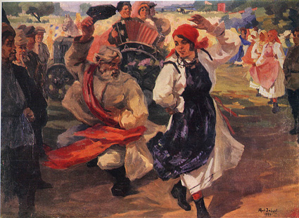 saizev akatui - Народный праздник чувашей фото